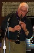 Jazz Clarinetist Skip Parsons
