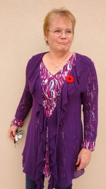 Hello and let me introduce myself. I am a 56 year old woman who was diagnosed with Kerataconus back in 1975. My optometrist was quick to send me to the University of Waterloo, in Waterloo, Ontario Canada and a wonderful Ophthalmologist named Dr. Callendar. I was fitted with hard lenses but the prognosis back then, was a little scary. We were told that I could lose my sight and at 15, it didn't really sink in. The adults were worried but as a teenager I wasn't. **Read Janes touching story in Humans of Keratoconus.